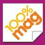 Logo 100% Mag