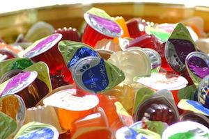 Bonbons à base de konjac