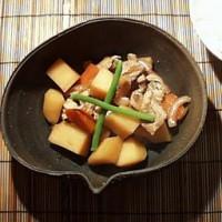 Niku Jaga au konjac : végétarien ou à la viande
