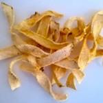 Chips de konjac